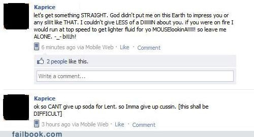 lent make your own fail swearing - 4538929152