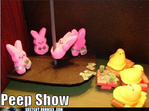 candy extra easter egg peeps strippers - 4539285248
