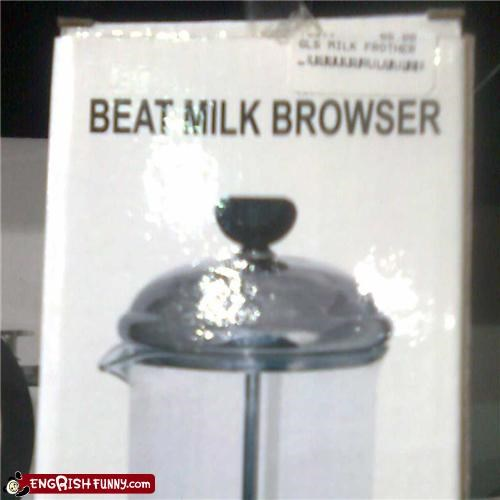 beat milk product - 4540750848