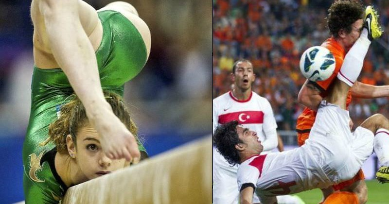 Ridiculous Sporting Photo FAILs That Are Hilariously Absurd