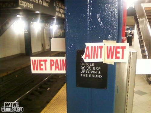 hacked nyc Subway wordplay - 4541271552