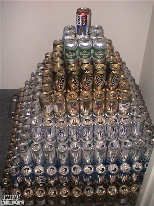 alcohol,art,beer,college,drinking,happy hour,pyramid