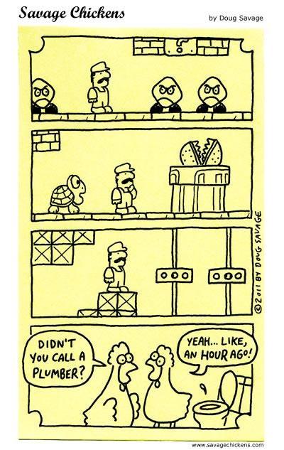 comics funny Mar 10 Day Mario Day super mario Super Mario fan art webcomics - 4541603072