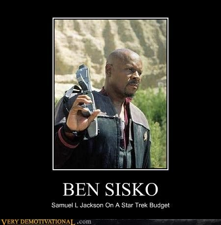 ben sisko,Star Trek
