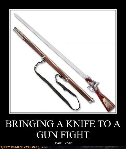 awesome expert fight gun knife sword - 4541979136