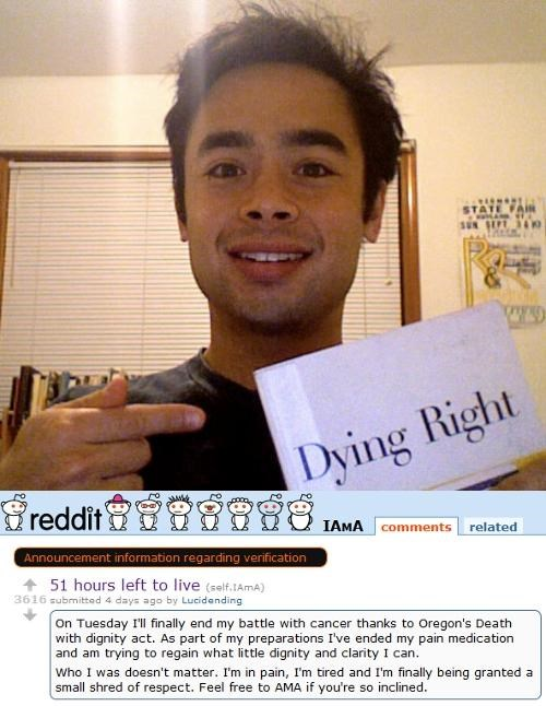 Adrian Chen,AMA,Lucidending,Might Not End Well,No One Knows,Reddit