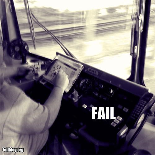 bus calgary driving failboat g rated mass transit oh canada paying attention - 4542356736