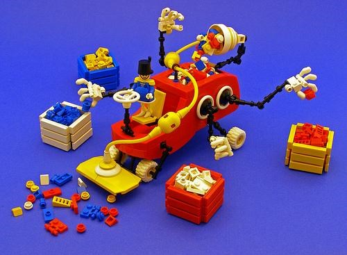 dr seuss,Lego Thing