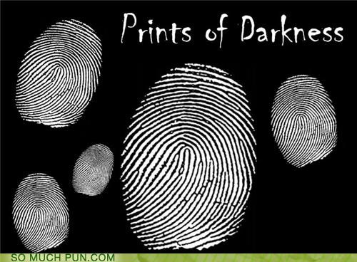 basement cat darkness disagree fingerprints literalism prince prince of darkness prints similar sounding - 4543466752