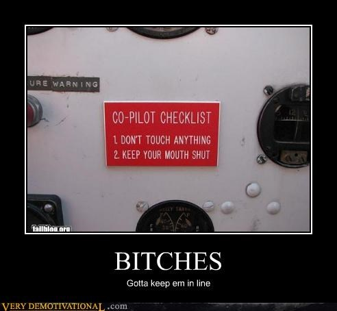 checklist co pilot sign wtf - 4543976192