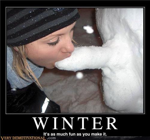 sexy times snow job winter - 4544261376