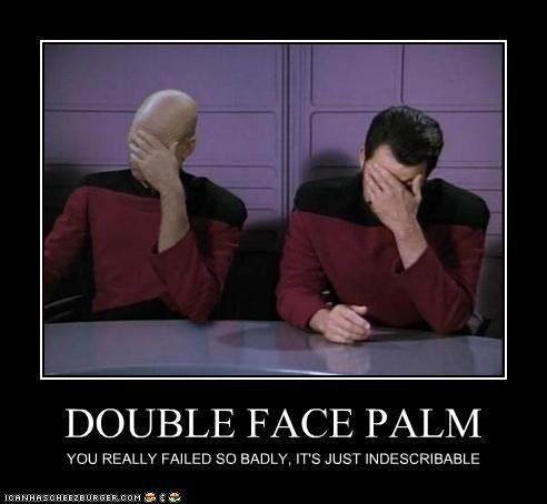 actor celeb demotivational funny Jonathan Frakes patrick stewart sci fi Star Trek TV - 4544263936