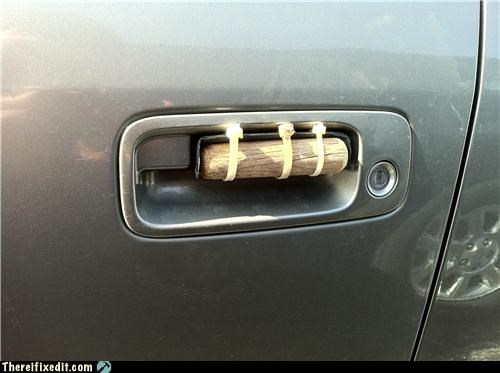 cars door handle zip tipes