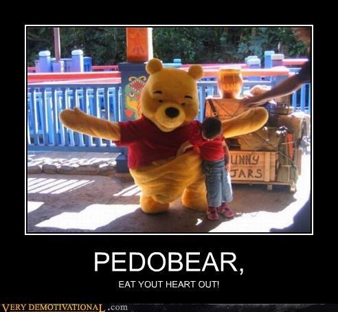 hand down pants pedobear sexy times winnie the pooh - 4545088256