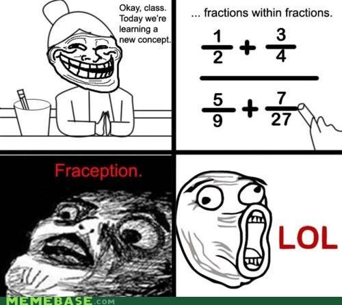 fractions,fractions-inception