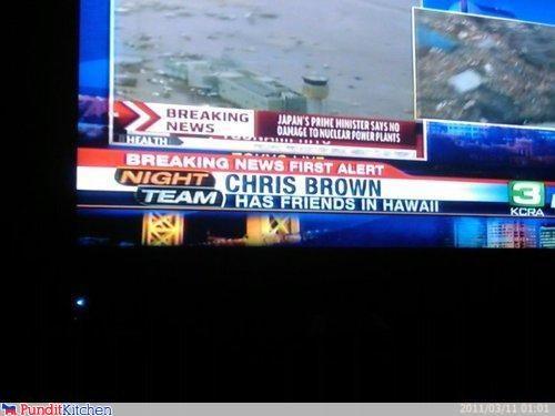 celeb chris brown FAIL friends news TV - 4545520128