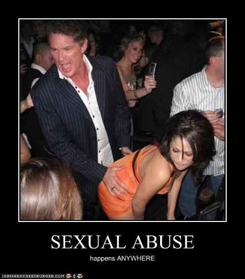 SEXUAL ABUSE happens ANYWHERE