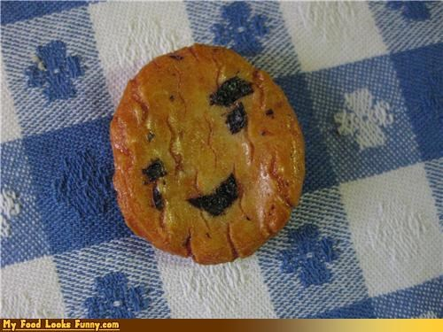 cracker cry face laugh rice cracker seaweed - 4545881856