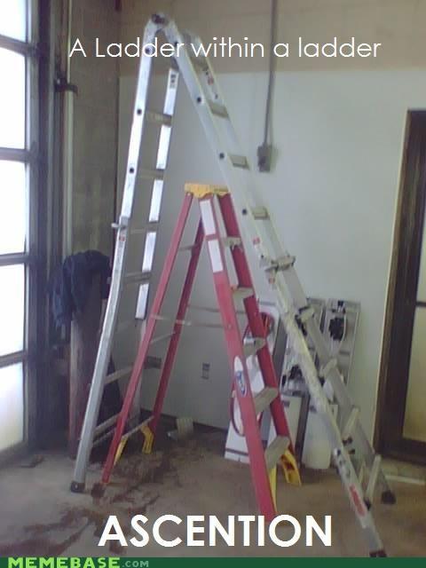 ascension Inception ladder - 4547027200