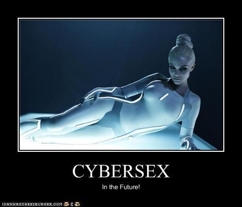 CYBERSEX In the Future!