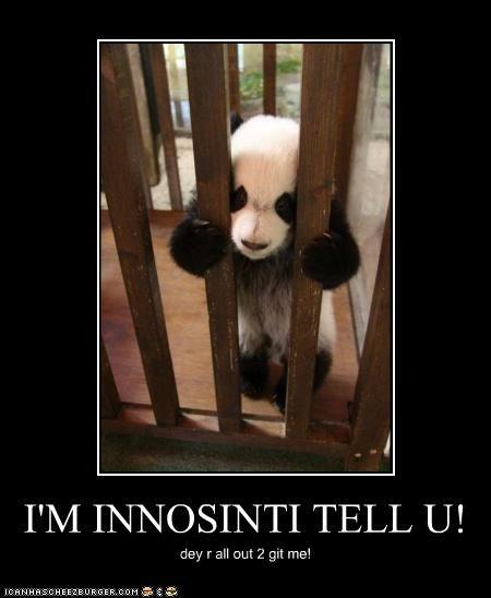 I'M INNOSINTI TELL U! dey r all out 2 git me!