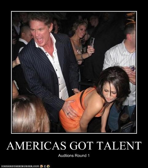 actor celeb david hasselhoff demotivational funny - 4549917440
