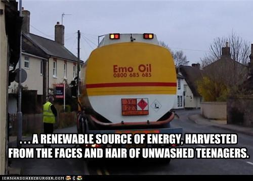 emo energy faces fossils oil teenager - 4550800896