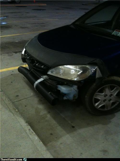 bumper repairs cars dual use wtf