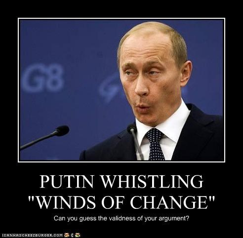 argument invalid russia Vladimir Putin vladurday whistling winds of change your argument is invalid
