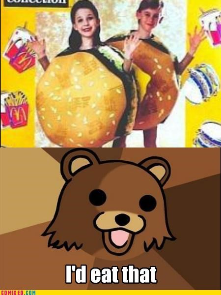 big mac McDonald's pedobear the internets - 4551677952