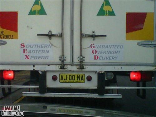 acronym awesome at work sex truck - 4552127232