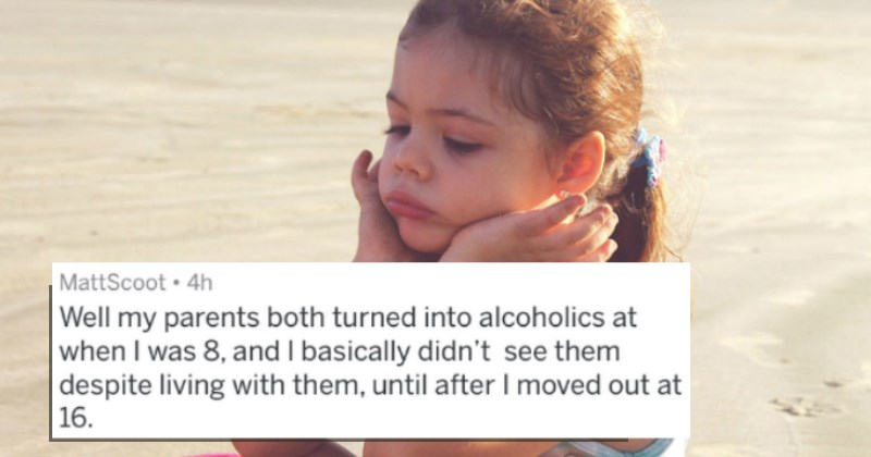 People Share the Worse Examples of Parenting They've Ever Seen
