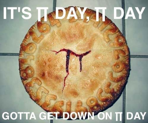 Pi Day,Rebecca Black