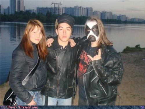 black metal friends metal Photo rock - 4554042368