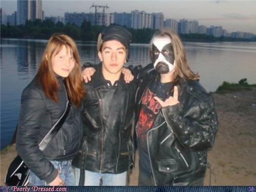 black metal friends metal Photo rock - 4554042368