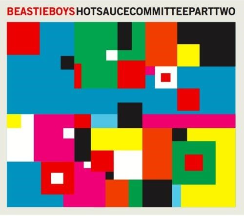 beastie boys,cover art,Hot Sauce Committee