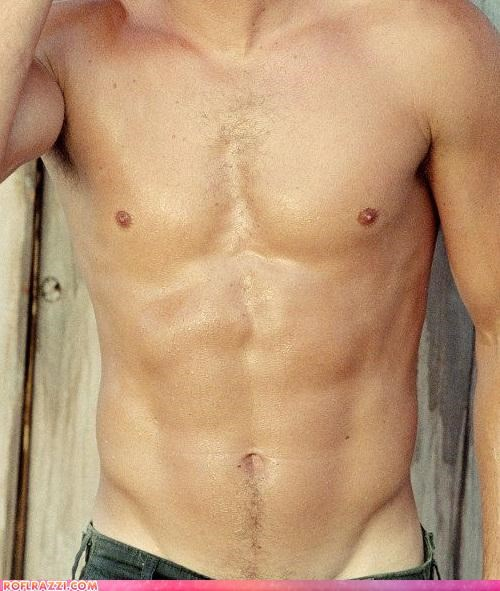abs celeb chest guess who sexy - 4554320384