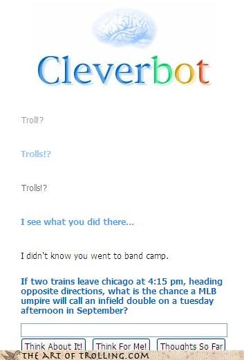 calculator Cleverbot math seems fake trains - 4554942208