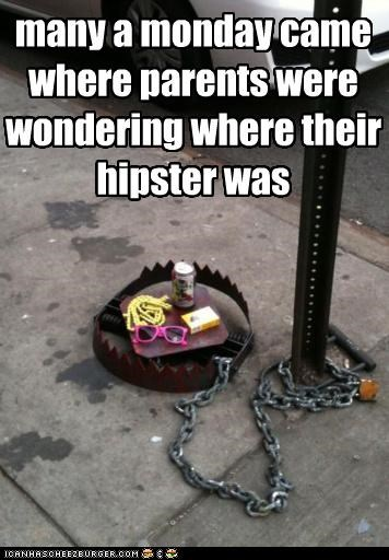 glasses hipsters IRL parents pbr traps underground - 4556332288