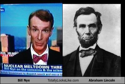 abraham lincoln,bill nye,presidents,science