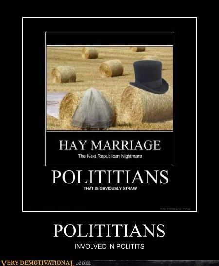 boobies hay bails politicians - 4556844800