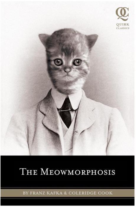 Franz Kafka kitteh LOLexistentialism mashup - 4557228032