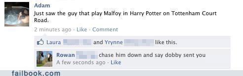 Harry Potter lol tom felton - 4557515264