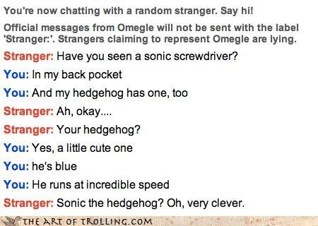 blue Omegle sonic - 4557579520