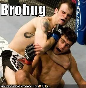 bro homo hug Sportderps ufc - 4557790976