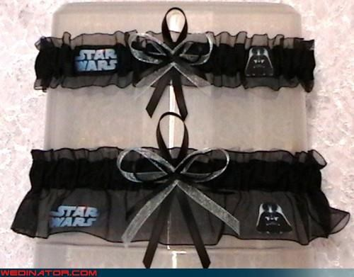 darht vader,funny wedding photos,Garter,star wars