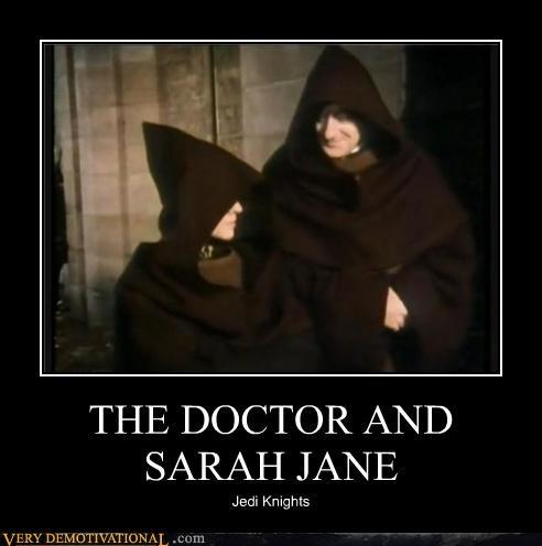 doctor who sarah jane star wars - 4558344704