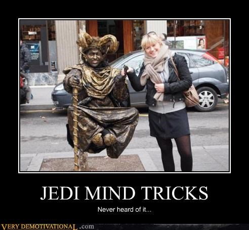 Jedi star wars street performer wtf
