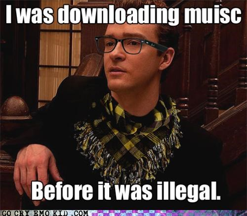 downloading facebook hipster justin timberlack Music napster social network - 4559193600