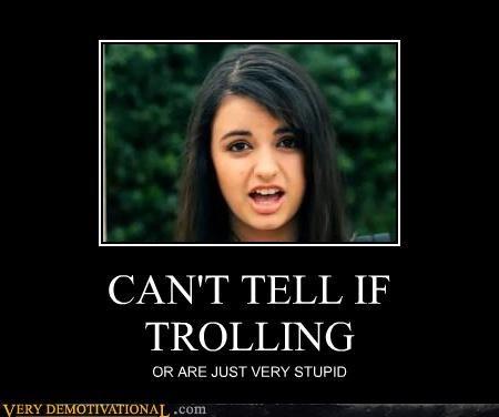 Rebecca Black stupid trolling - 4559430656